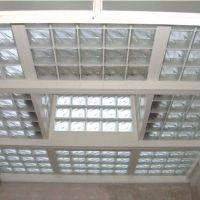 سقف کاذب بلوک شیشه